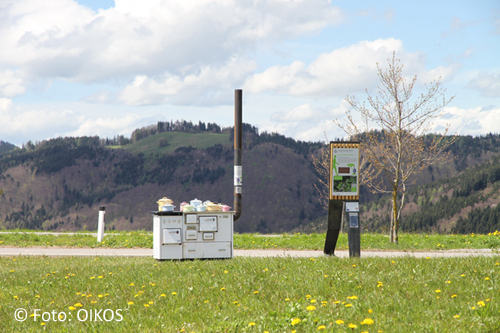 Naturerlebnisweg Gmundnerberg 4 © Foto: OIKOS