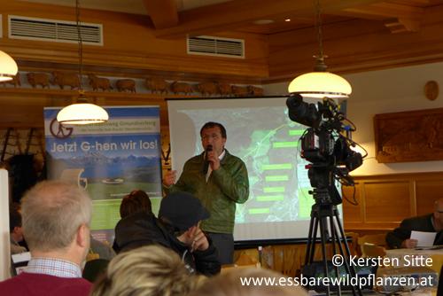 Alois Wilfling, OIKOS © Kersten Sitte, www.essbarewildpflanzen.info
