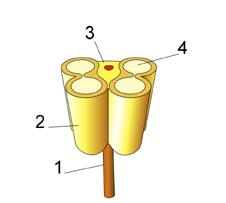 """Stamen_""""Anther-schematic"""" von Ben Stefanowitsch - Created for Wikimedia Commons by Ben Stefanowitsch. Lizenziert unter CC BY-SA 2.5 über Wikimedia Commons."""